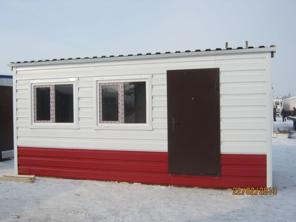 Дом на колесах от 170 т.руб